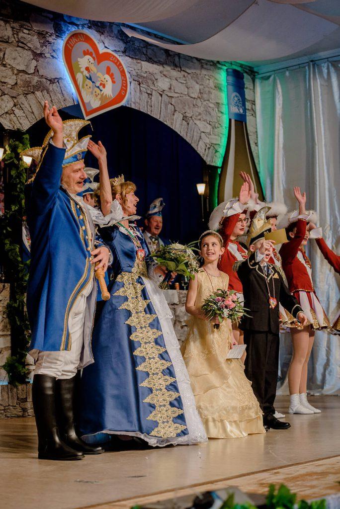 Prinzenpaar HIKAV 2019