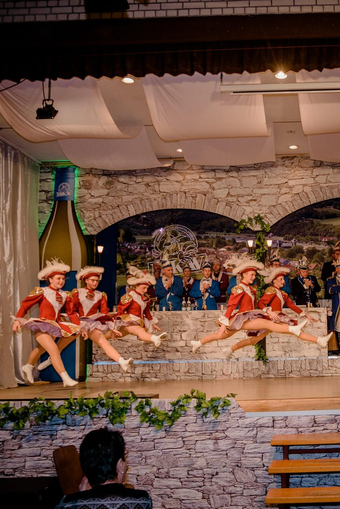 Mittlere Tanzgarde HIKAV