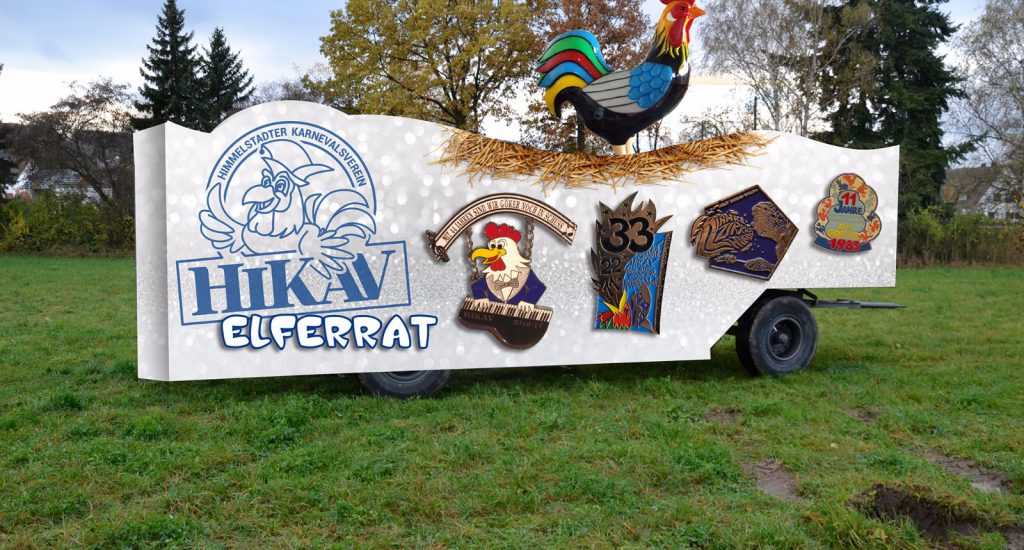 HIKAV Faschingswagen